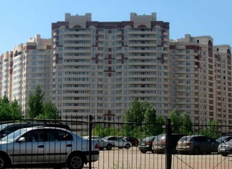ЖК Ладожский парк в Невском районе Санкт-Петербурга