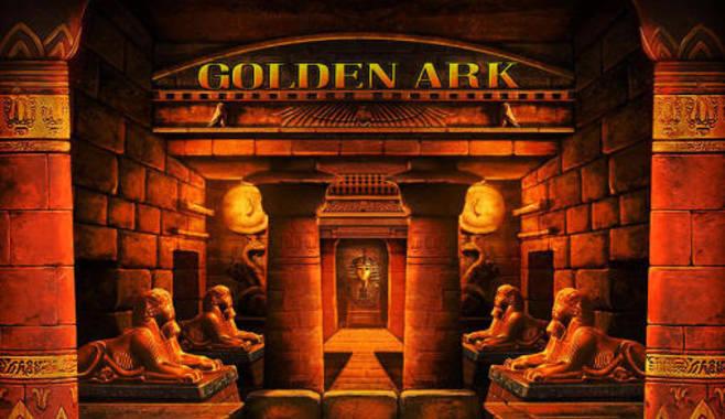 Вышел новый игровой аппарат Golden Ark о Древнем Египте