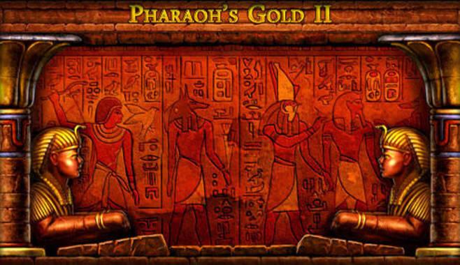 Завоюйте золото фараонов в игровом автомате Pharaohs Gold 2