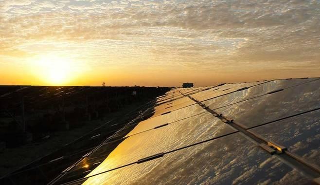 Одна из крупнейших в мире солнечных электростанций появилась в Индии