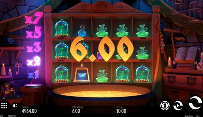 Популярные игровые автоматы на тему Хэллоуина
