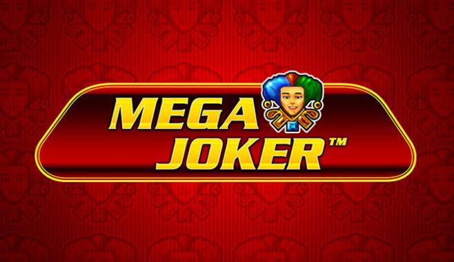 Вышел новый игровой аппарат Mega Joker с классическими символами