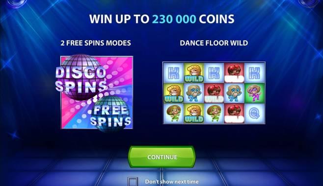 Net Entertainment разработала новую игру – Disco Spins