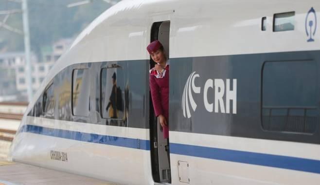Китай потратит 503 миллиарда долларов на железные дороги