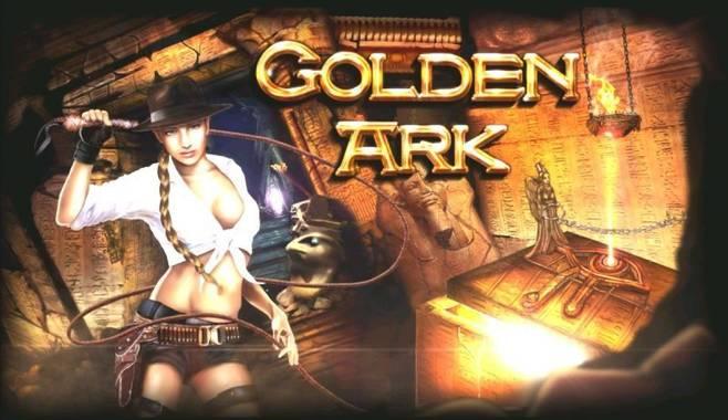 Описание режимов игры в аппарате Golden Ark про девушку-археолога