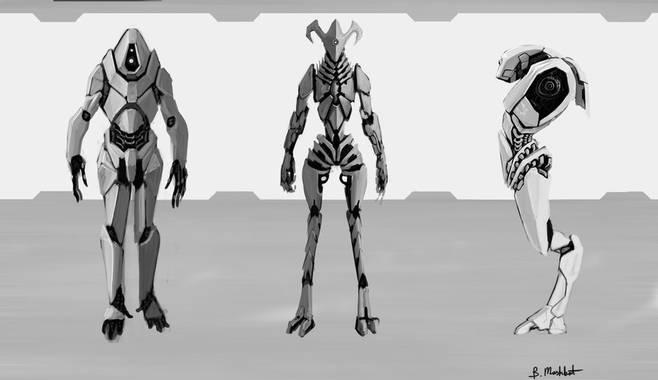 Состоялся долгожданный релиз игрового аппарата Alien Robots