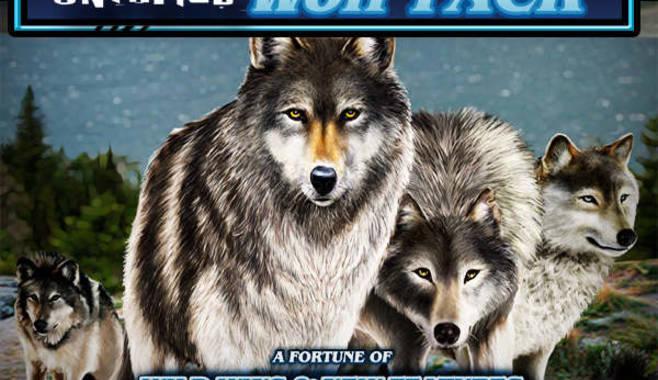 Microgaming представила совершенно новый видео-слот – Untamed: Wolf Pack