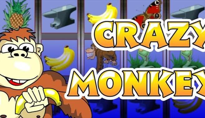 Традиционные правила игры в автомате Crazy Monkey про обезьянку