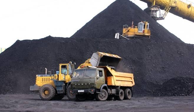 Собственность угольной компании «Алмазная» была выставлена на торги
