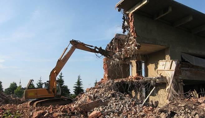 Снос здания – стоимость