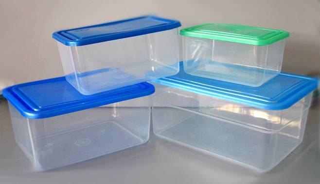 Преимущества одноразовых пластиковых контейнеров