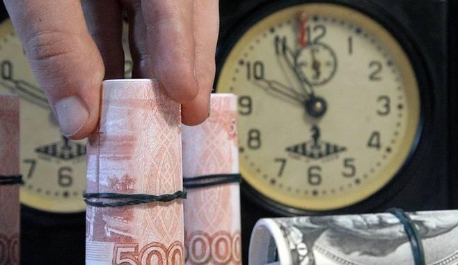 Почему люди делают вклады в рублях