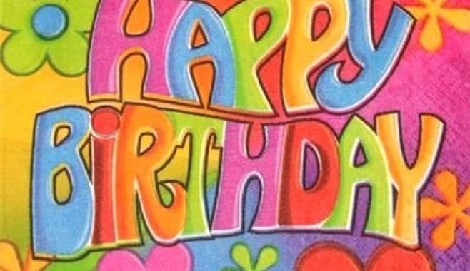 Короткие Поздравления с Днем Рождения: маленькие радости