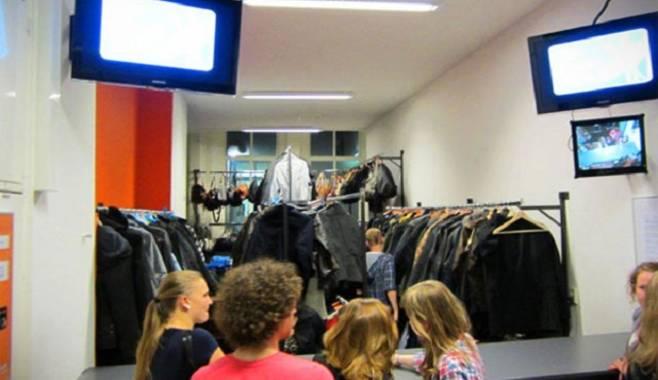 Простой способ заработать на гардеробе
