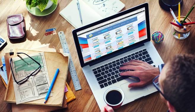 Разработка сайтов как современная сфера оказания услуг