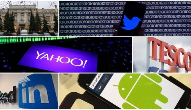 Самые большие хакерские атаки в 2016 году