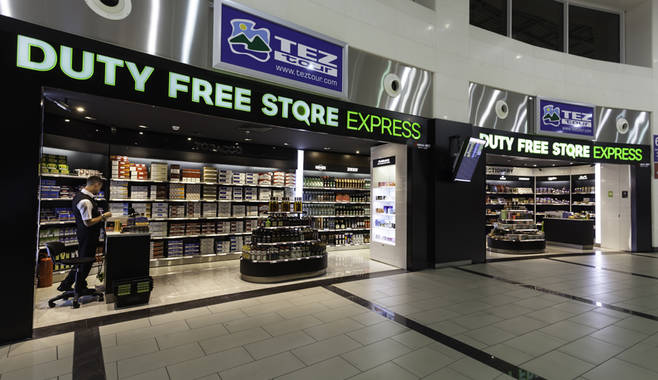 Магазины Duty free: особенности шопинга