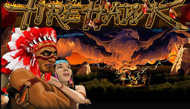 Вышел новый слот о воинственных индейцах – Fire Hawk