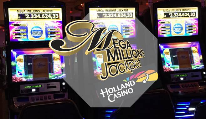 Выигрыш одного игрока за слотом MegaJackpots превысил отметку в 1 000 000 USD