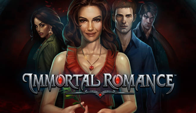 Особенности игрового автомата Immortal Romance про вампиров