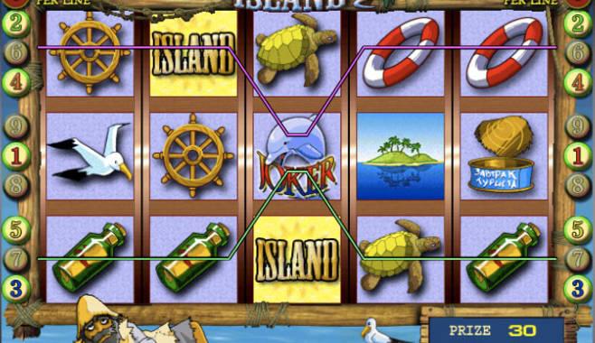 Вышло продолжение нашумевшего игрового слота – Island 2