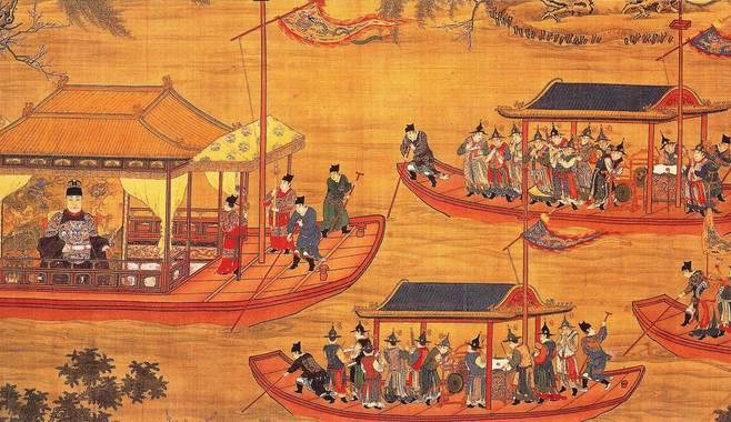 Вышел новый игровой автомат под названием The Ming Dynasty