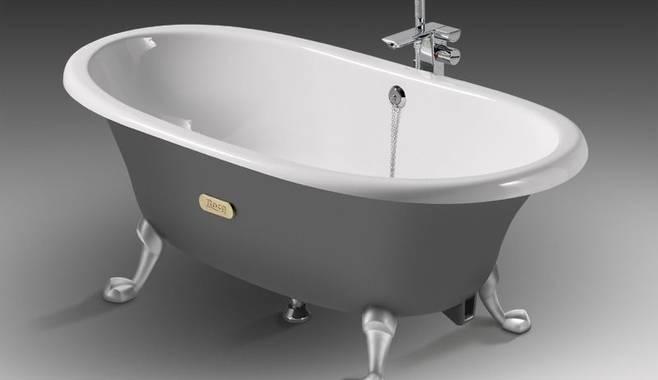 Виды и особенности новых ванн от компании Kvadratura
