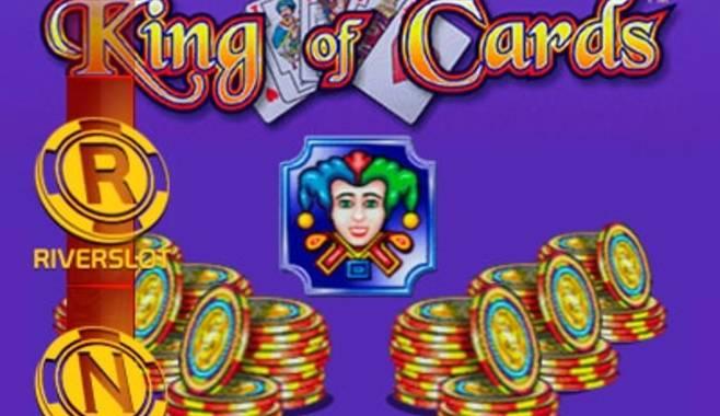 Вышел новый карточный игровой автомат – King of Cards