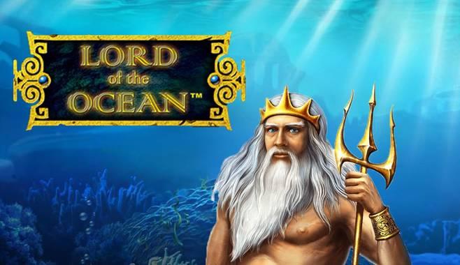 Игровой аппарат Lord of The Ocean о Посейдоне: особенности и правила игры