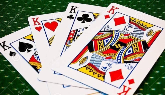 Особенности нового игрового автомата King of Cards