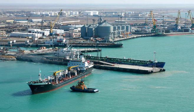 Как закончили год российские порты