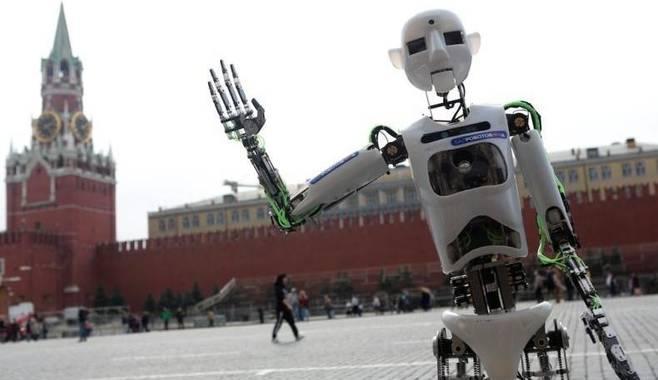 Центр робототехники наконец-то открыли в Москве