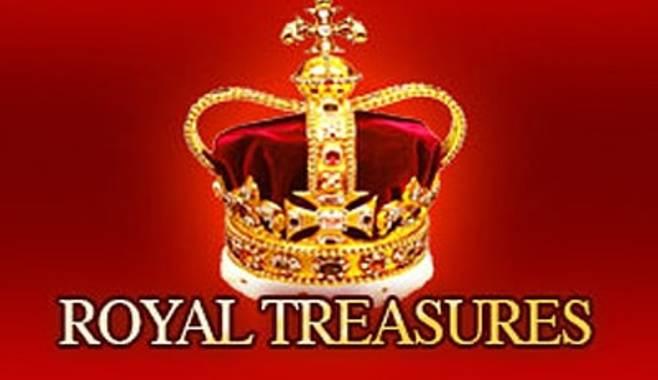 Основные особенности нового игрового аппарата Royal Treasures