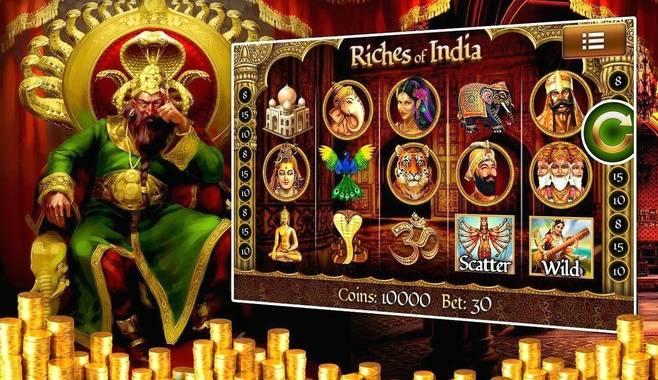Удивительные богатства Индии в новом игровом автомате Riches Of India