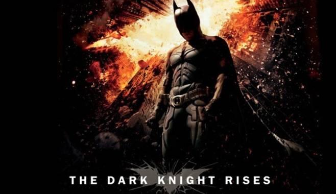 Вышел новый игровой автомат по фильму The Dark Knight Rises
