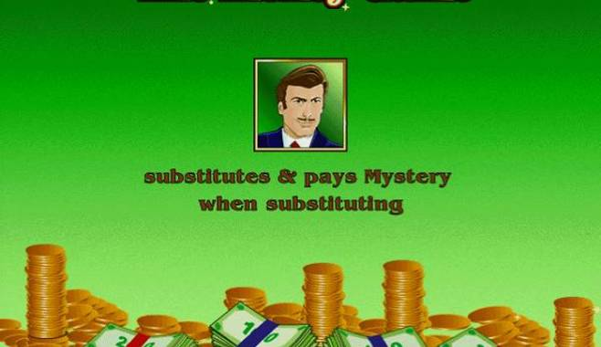 Условия победы в игровом автомате The Money Game