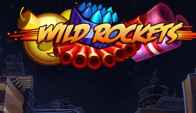 Вышел новый игровой автомат Wild Rockets с оригинальными правилами