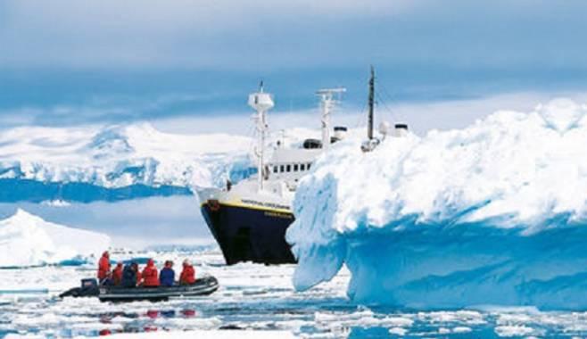 Антарктида стала новым интересом для туристов