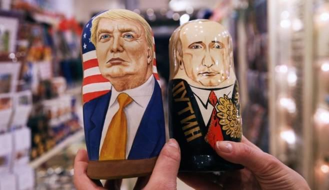 Россия имеет компромат на Дональда Трампа