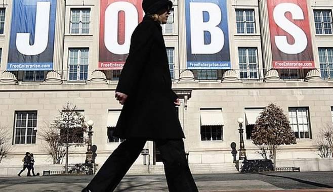 США: данные по рынку труда. Доллар слабеет