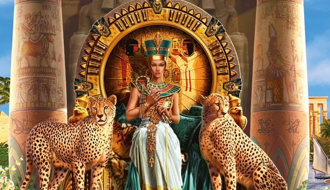 Вышел новый слот о Клеопатре – Riches of Cleopatra
