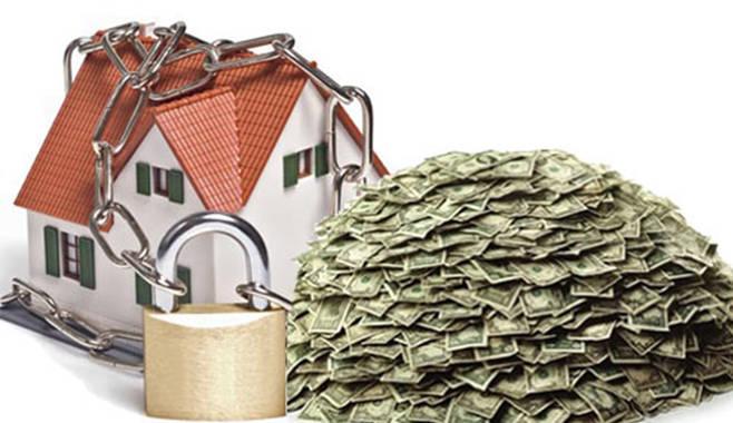 Квартиры, кредиты, деньги: выручает залог