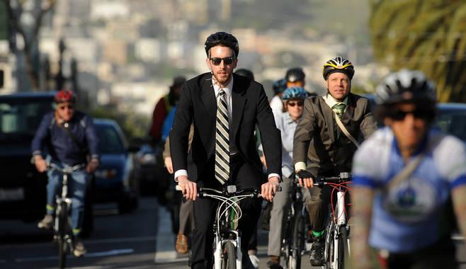 Зачем бизнесу велоинфраструктура? Часть 1