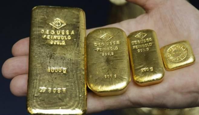 Прогноз LBMA: цена на золото 2015 года снизится на 4,4 процента