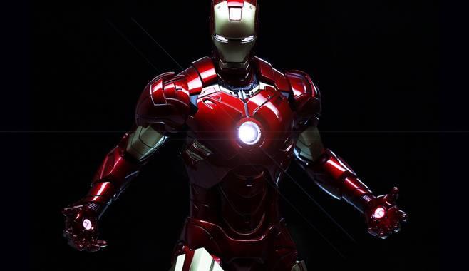 Новый игровой автомат про Железного человека
