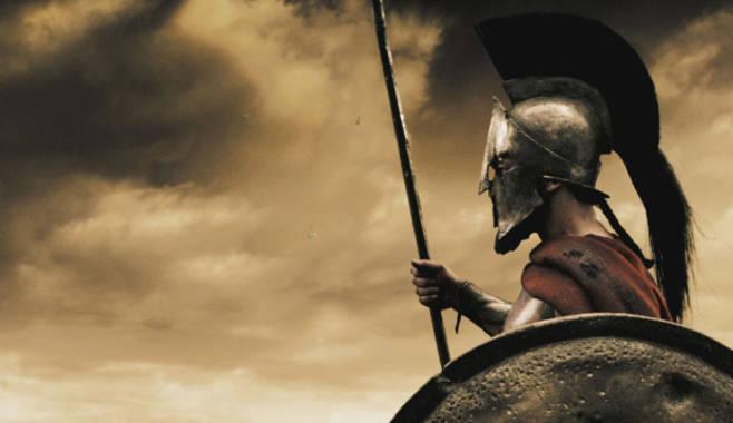 В Сети появилась новая игра про великих спартанцев