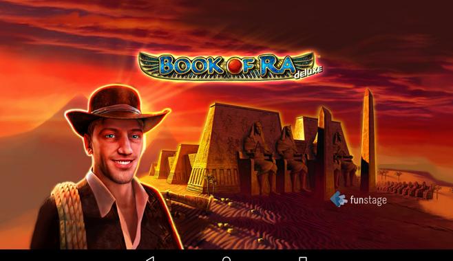 Правила игры в новом видеослоте Book of Ra